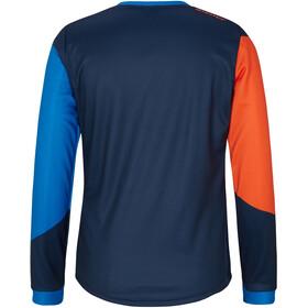 Ziener Namak Longsleeve Jersey Boys, azul